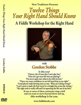 Fiddle Workshop DVD