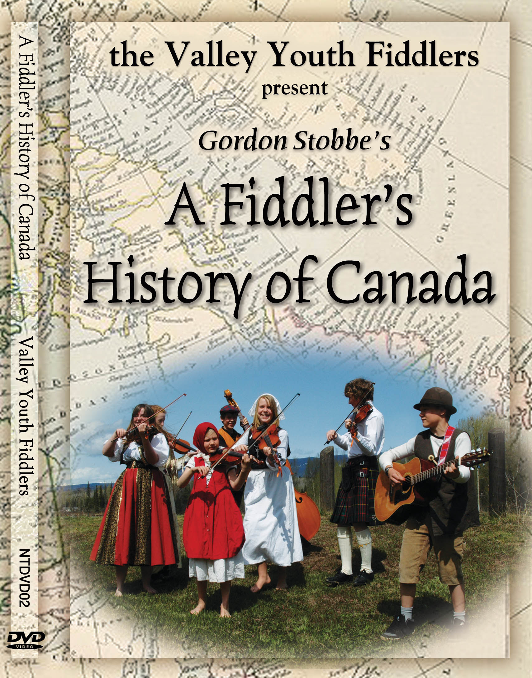 Fiddle History front cover
