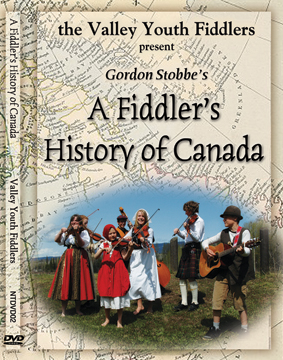 Fiddle History of Canada