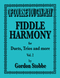 fiddle harmony volume 2